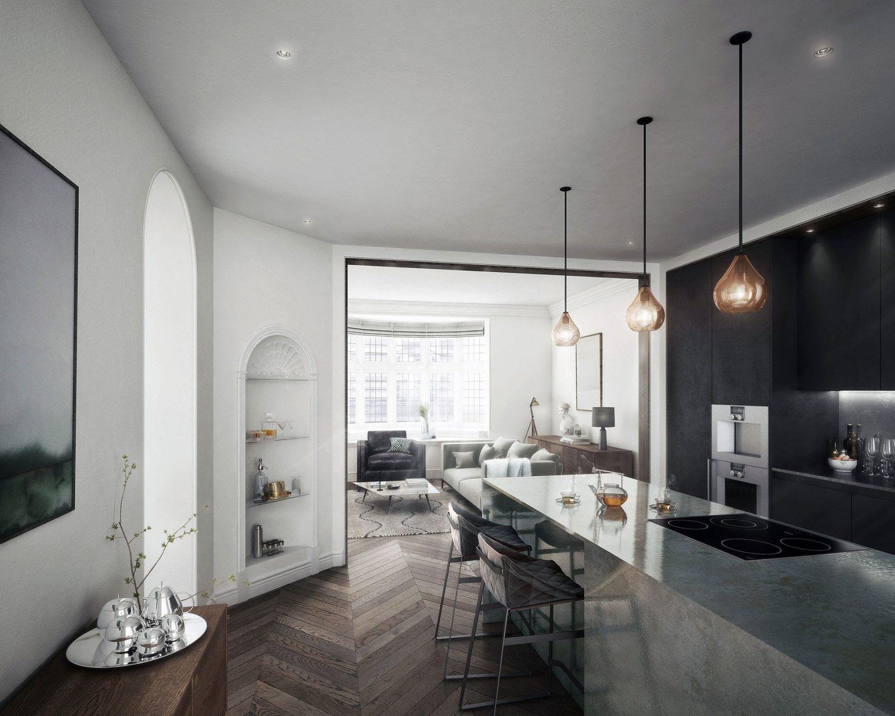 33 Bury Street by Morrow + Lorraine Architects