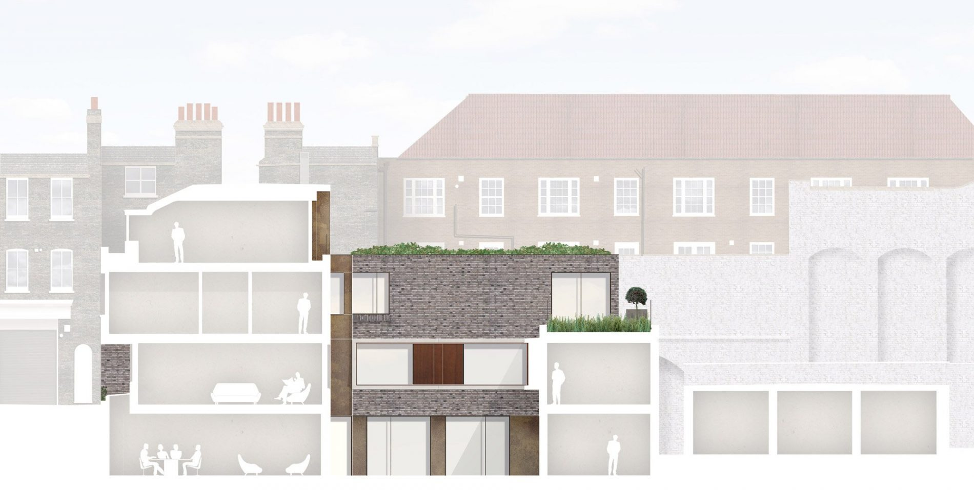 34 Weymouth Mews by Morrow + Lorraine