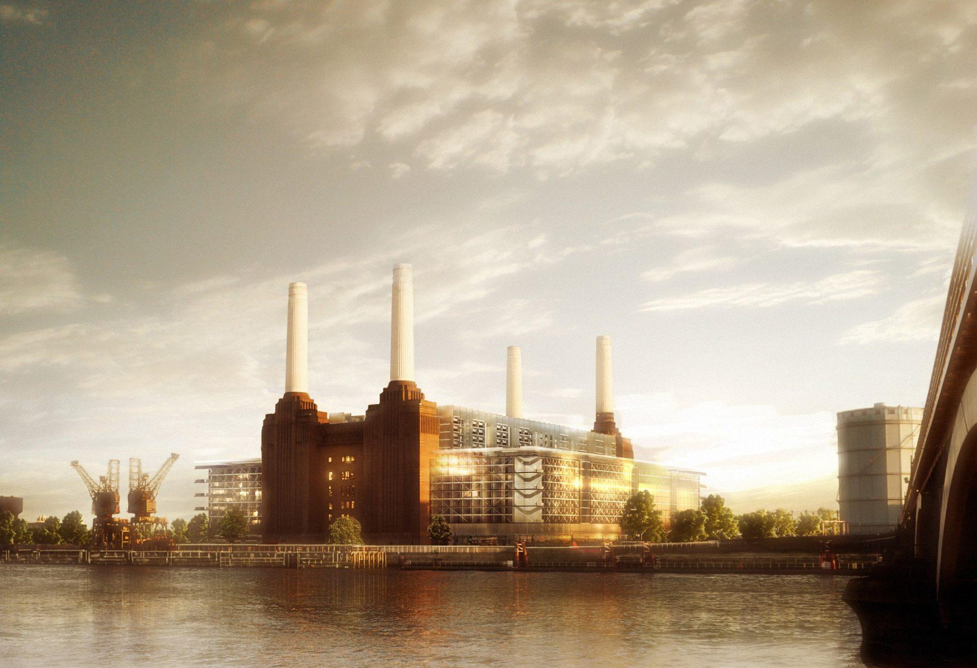 Battersea Power Station by Morrow + Lorraine